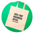 Savage Tote Bag -