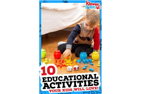 10 Fun & Educational Activities Your Kids Will Love!