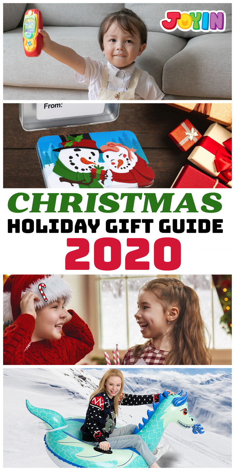 Holiday Gift Guide 2020 - JOYIN