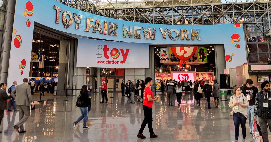 The Adventure of JOY the Unicorn to New York Toy Fair!