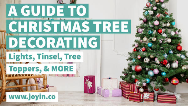 A Guide to Christmas Tree Decorating