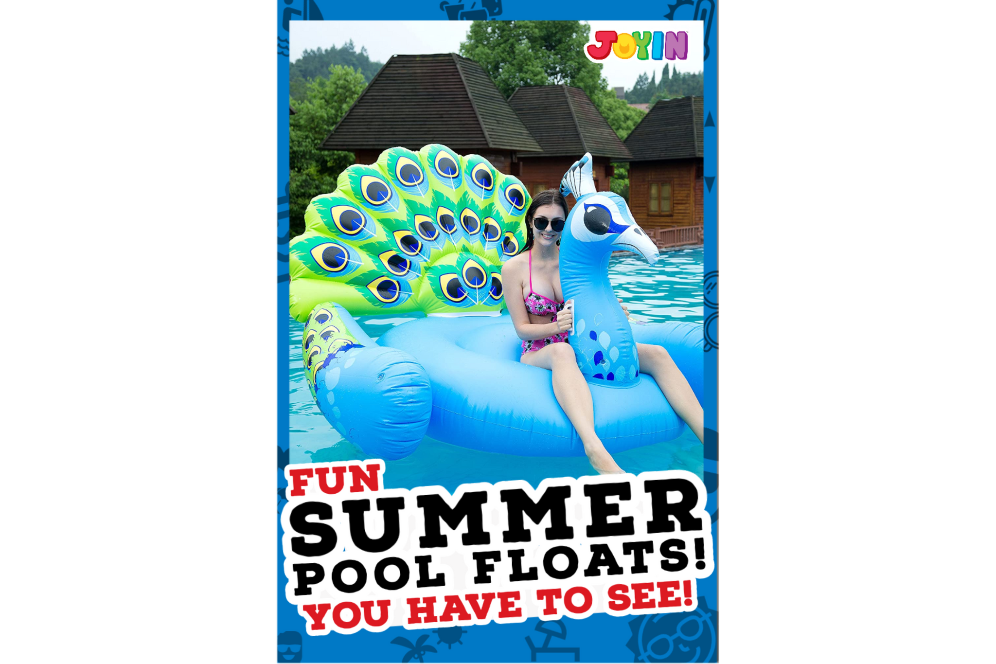 The Ultimate Summer Fun Pool Float Collection!
