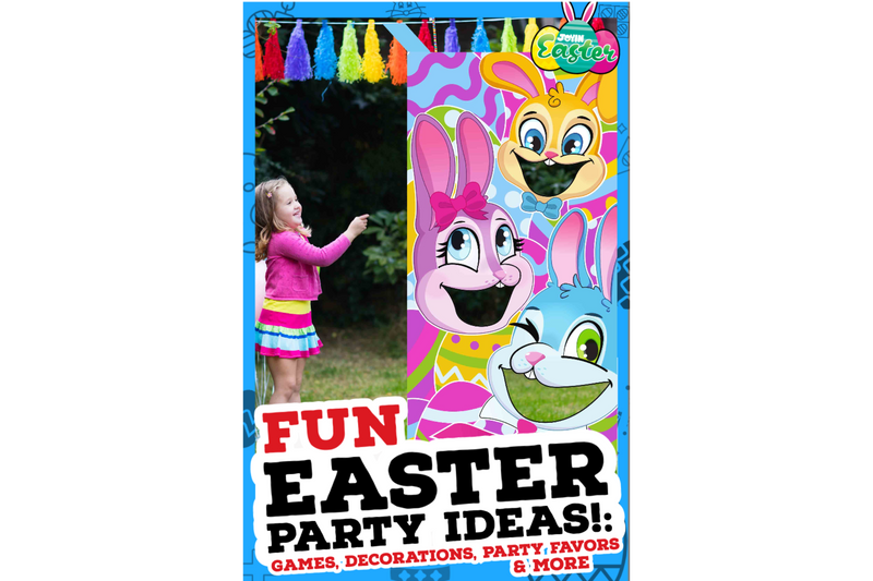 Easter Party Ideas: Games, Party Favors, Decorations & More!