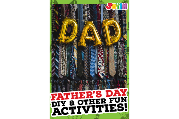 Fathers Day DIY & other Fun Activities!
