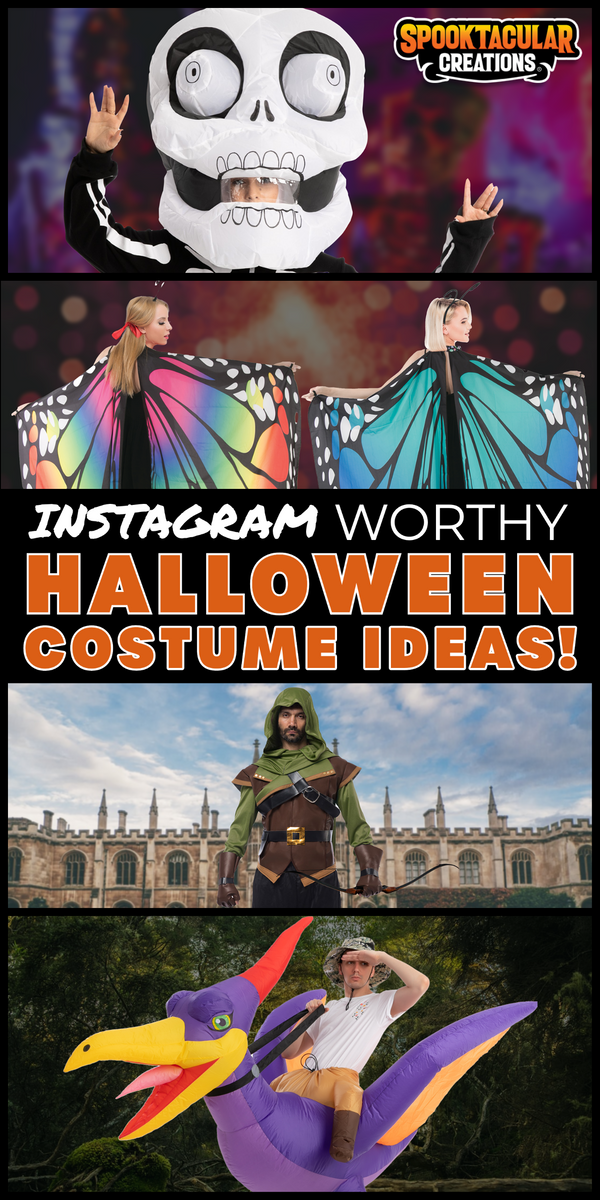 "Totally ""INSTAGRAM-WORTHY"" Halloween Costumes!"