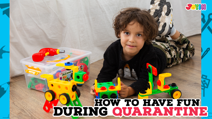 How to Make Quarantine Time FUN for your Kids!