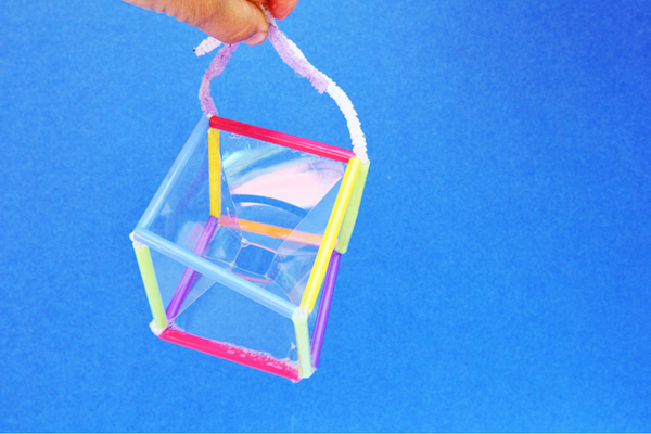 Quarantine Crafts for kids - DIY bubble wands | JOYIN