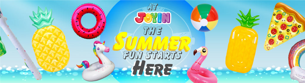 AT JOYIN THE SUMMER FUN STARTS HERE - BLOG PAGE BANNER
