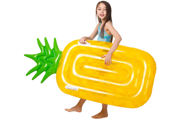 "JOYIN 58"" Inflatable Pineapple Pool Float"