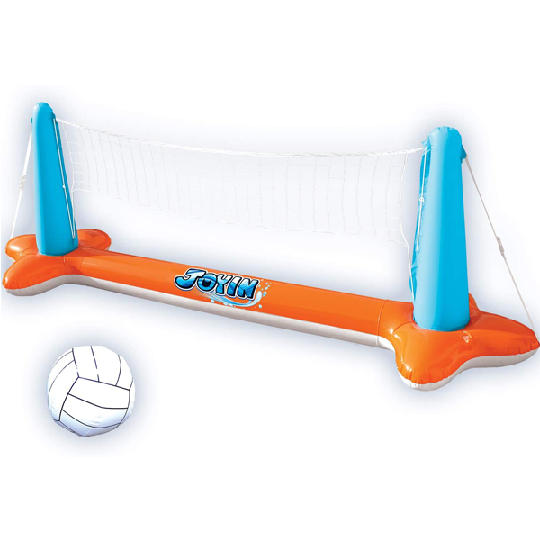 INFLATABLE VOLLEYBALL/BASKETBALL WATER GAMES