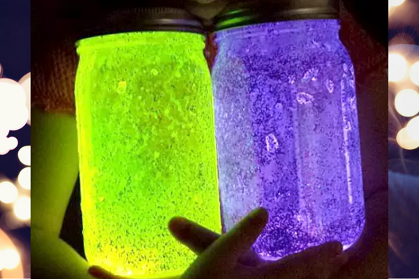 Quarantine Crafts for kids - DIY Fairies in a jar | JOYIN