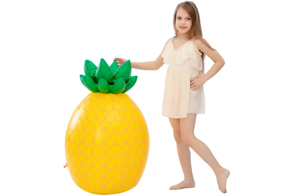 Giant inflatable pineapple sprinkler