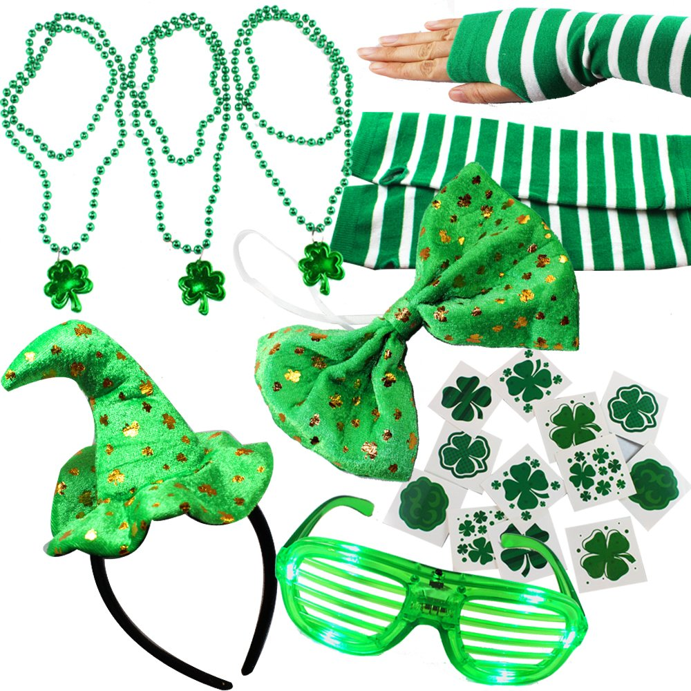 St. Patrick's Day Girl Dress Up