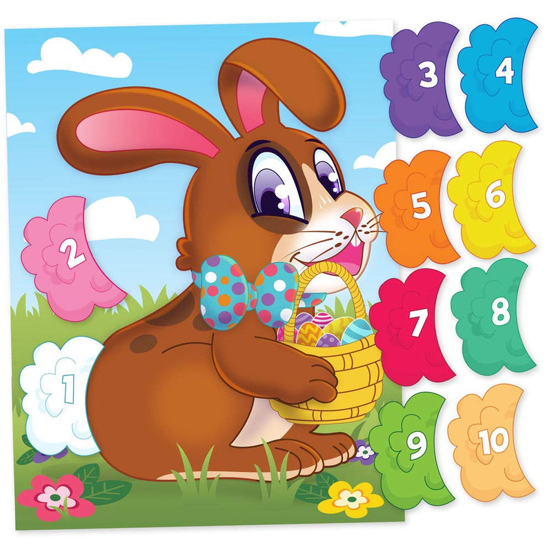 Easter Pin the Tail Games