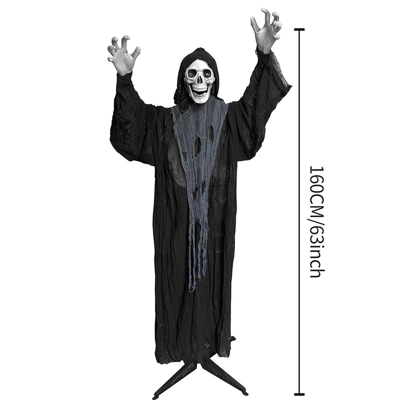 Life Size Standing Grim Reaper
