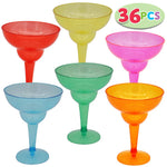 Plastic Margarita Glasses
