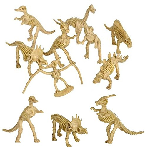 60 Pieces Dinosaur Playset