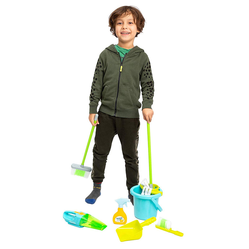 7 Piece Housekeeping Toy Set
