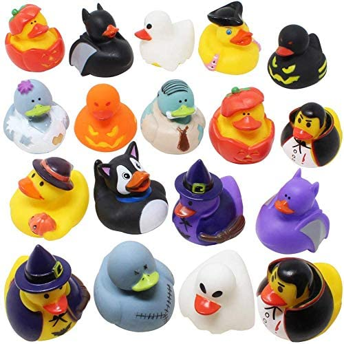 Assorted Rubber Ducks