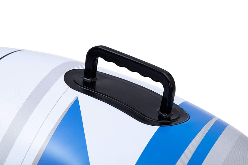 "47"" Snow Tube Inflatable Snow Sled"