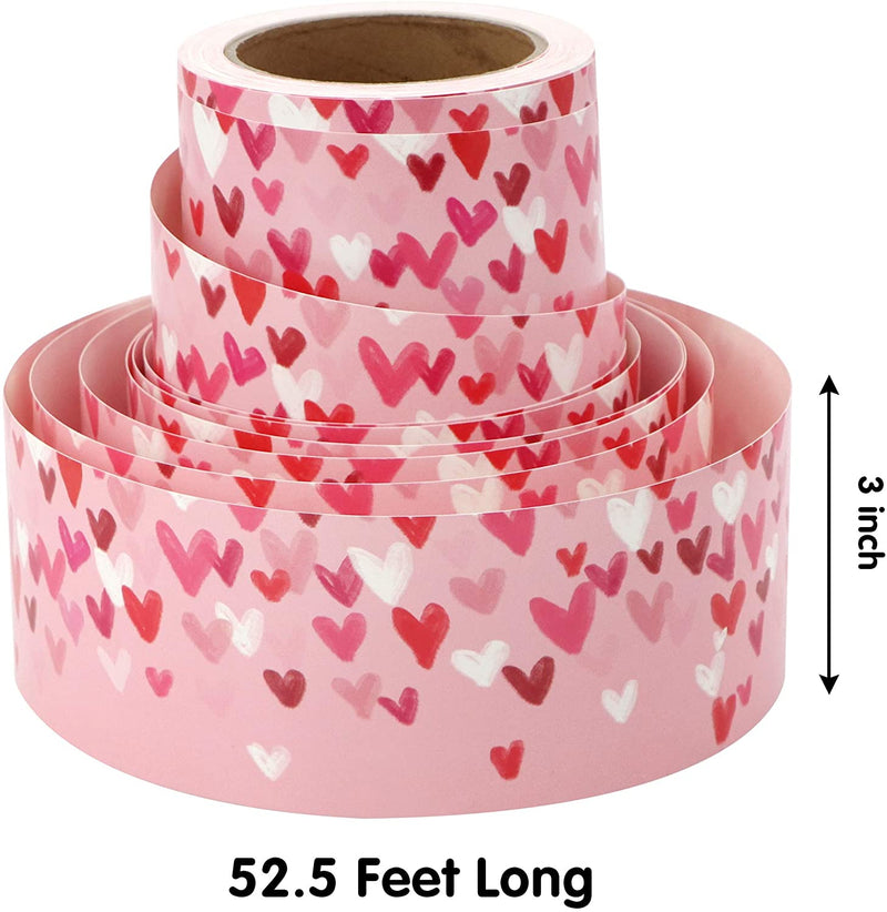 Valentines Day 52.5 ft. Bulletin Board Borders