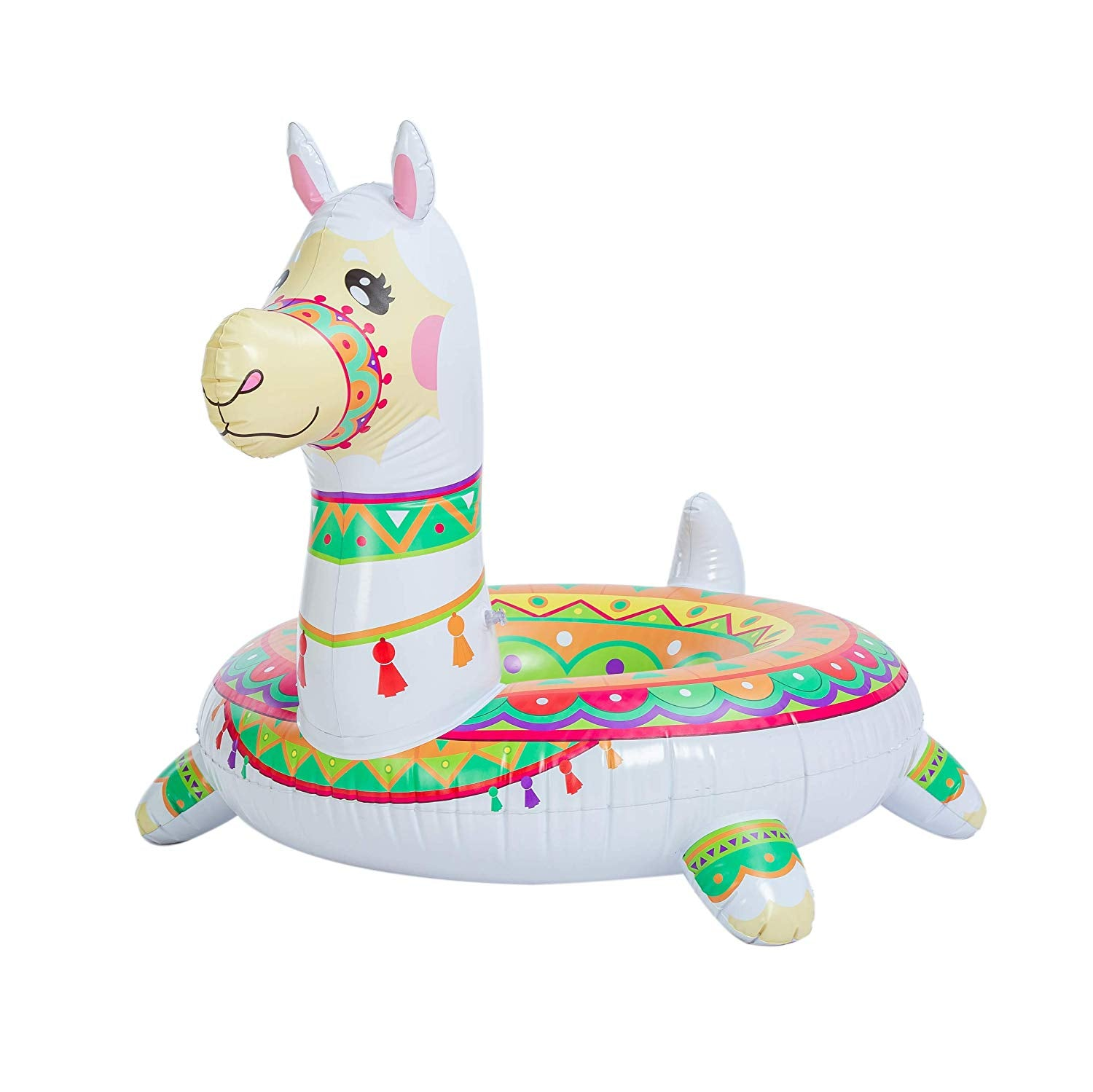 Inflatable Llama Pool Float