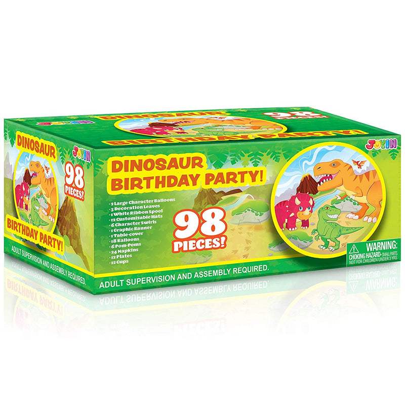 Dinosaur Birthday Supplies