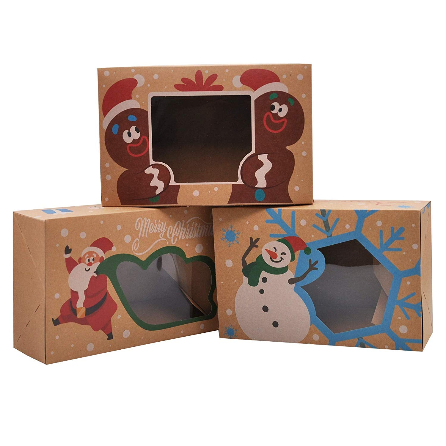 Christmas Cookie Gift Baking Box