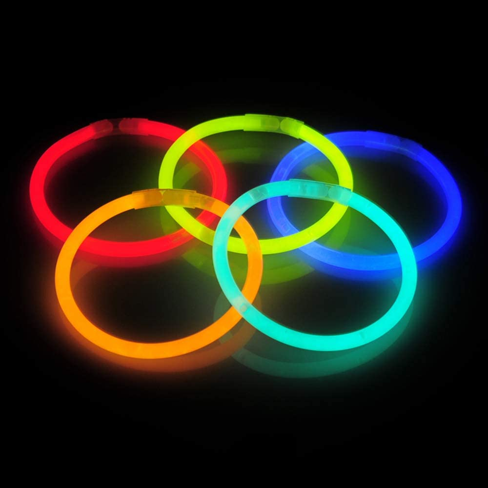 144 Piece Glow Sticks Bulk