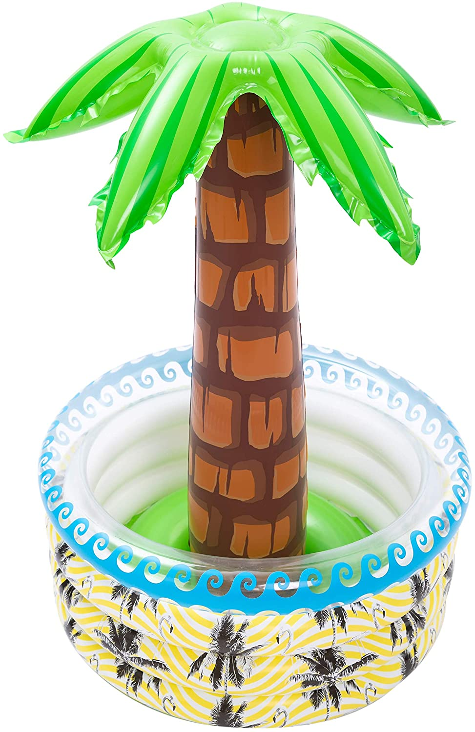 "38"" Inflatable Palm Tree Cooler"