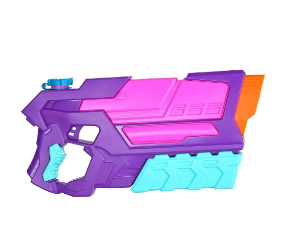 Spritz Pink Aqua Phaser High Capacity Purple Water Gun