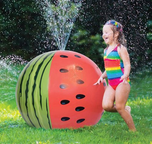 Mega Melon Ball Jumbo Sprinkler