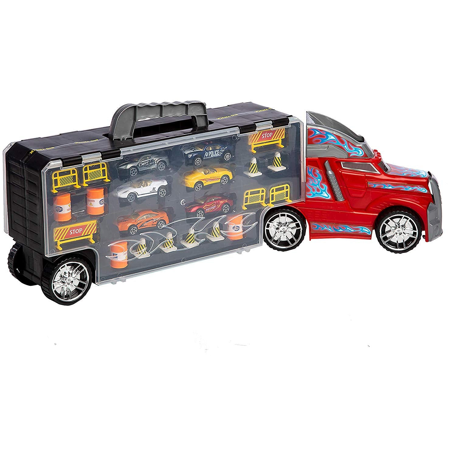 "21"" Transport Car Carrier Truck Toy"