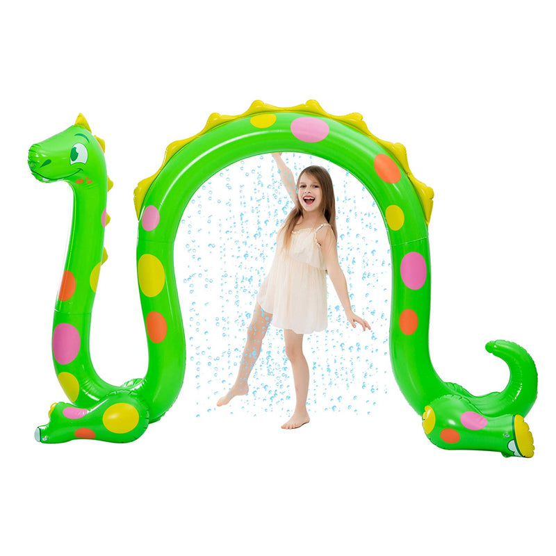 Inflatable Dragon Arch Yard Sprinkler