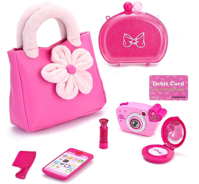 PRETEND PRINCESS PURSE SET