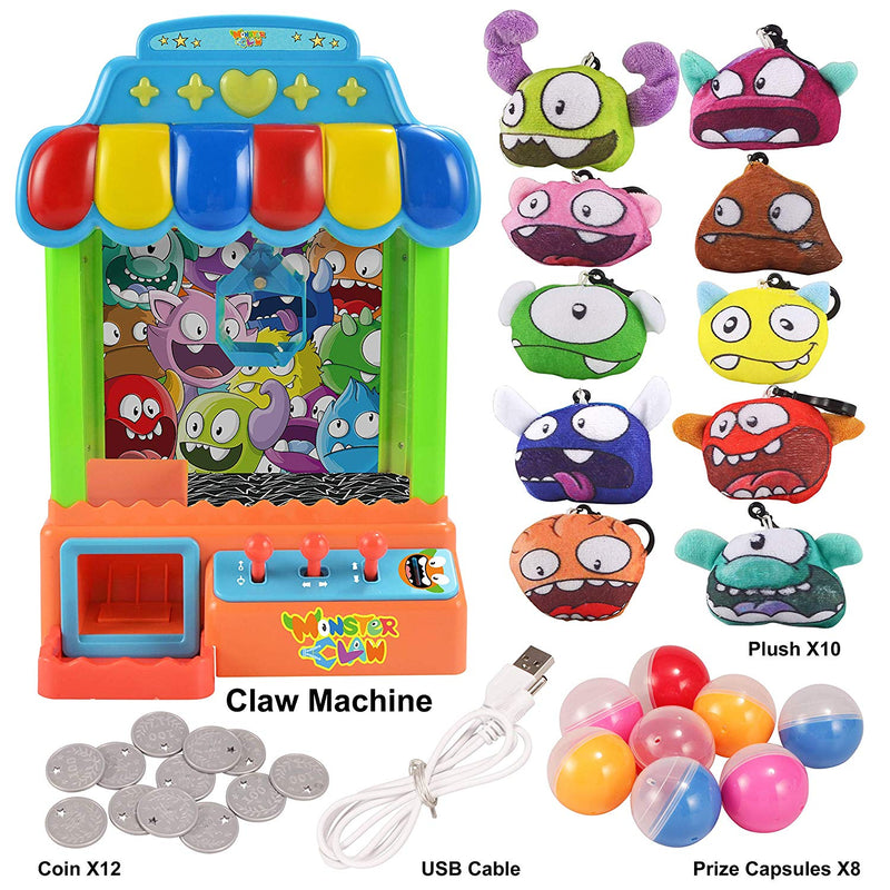 Mini Claw Machine Toy