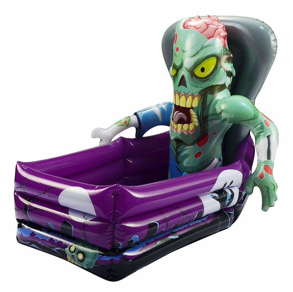 Halloween Inflatable Zombie Cooler