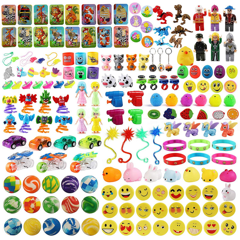 PRE FILLED EASTER EGGS TOYS & STICKERS