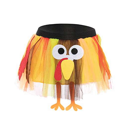 Thanksgiving Holiday Tutu Costume
