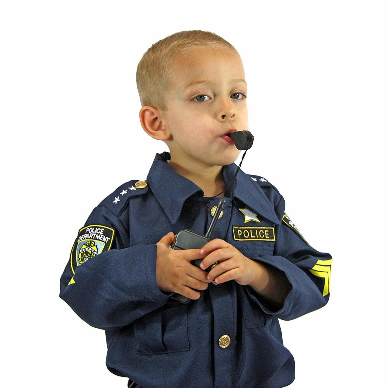 Police Deluxe Costume Set - Toddler