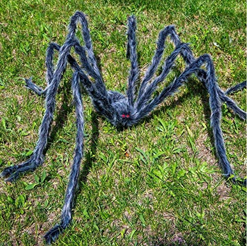 "90"" Giant Spider Decorations"