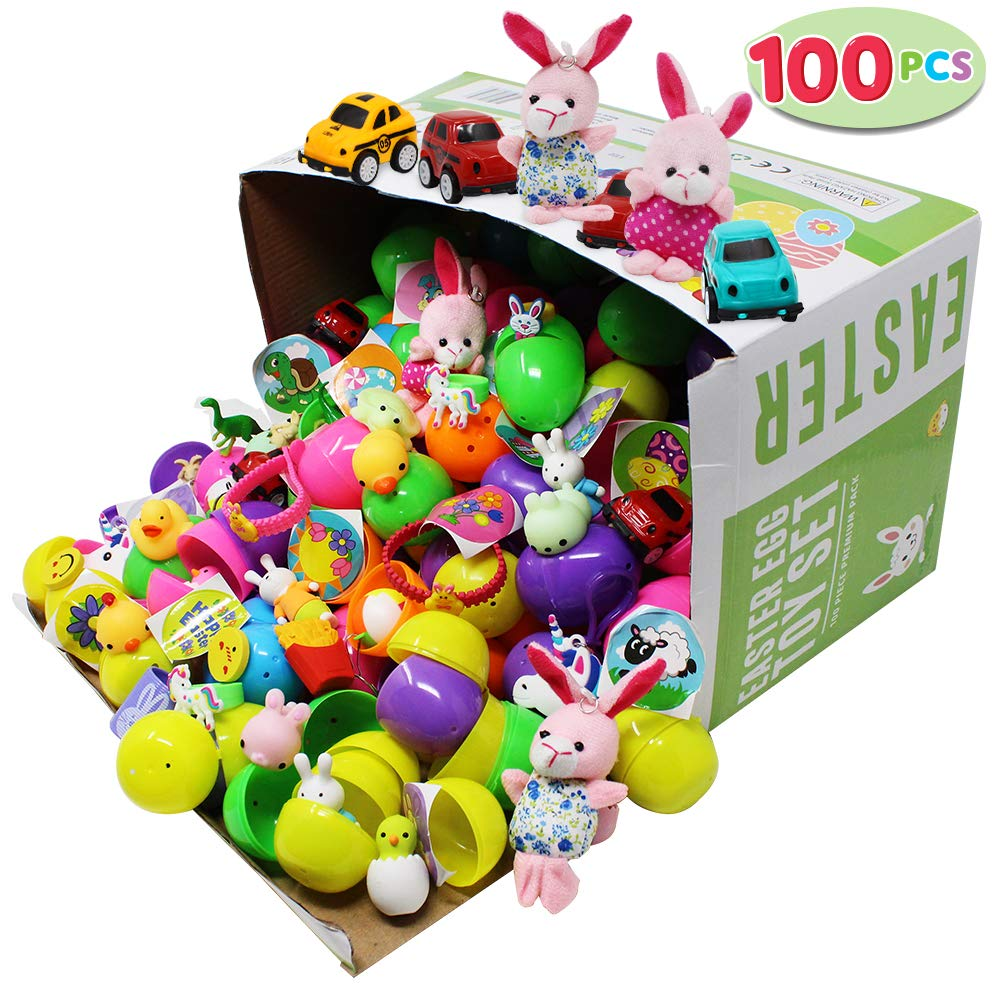 Stickers Prefilled Easter Eggs