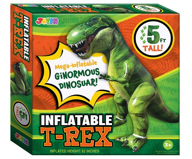 Giant T Rex Dinosaur Inflatable