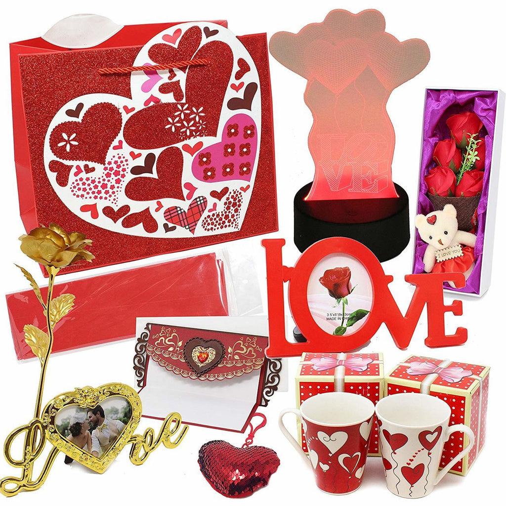 Valentines Day Super Value Gift Pack