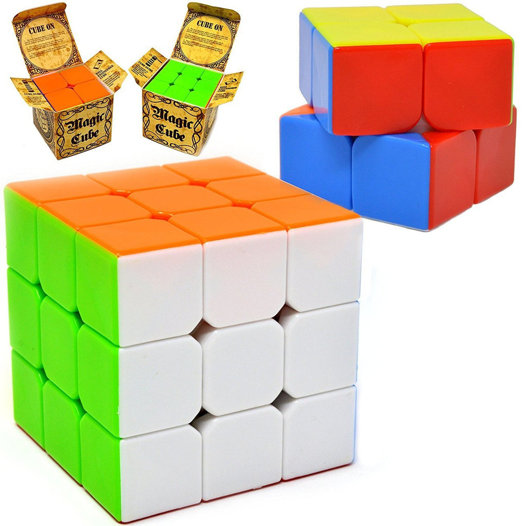 Speed Puzzle Cubes