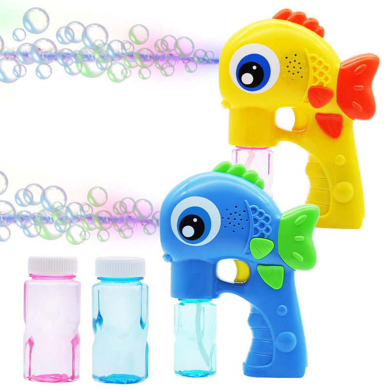 LED Fish Bubble Gun Blowers