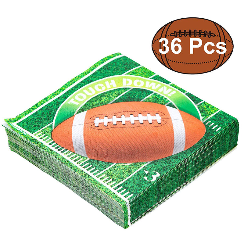 Football Game Day Party Supplies