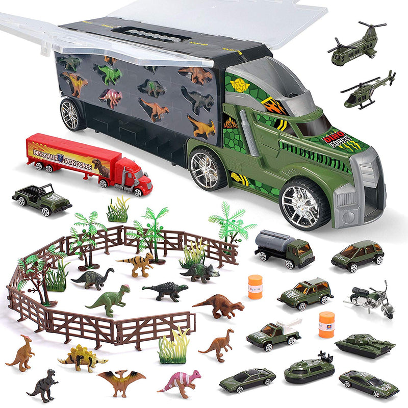 Dinosaur Carrier Truck