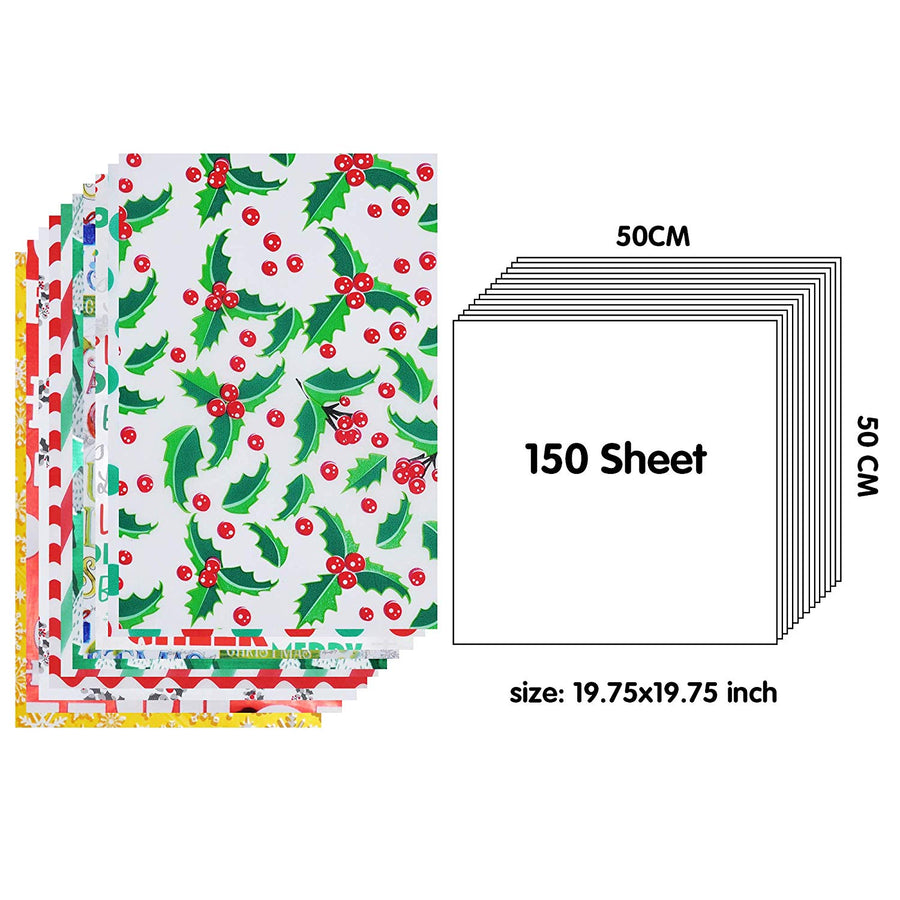 Holiday Tissue Paper Assortment