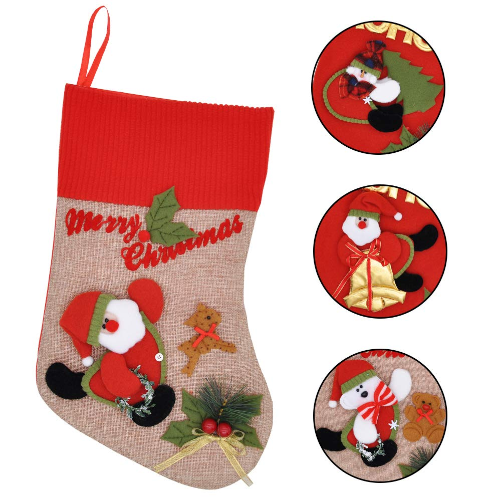 "18"" Christmas Stockings"